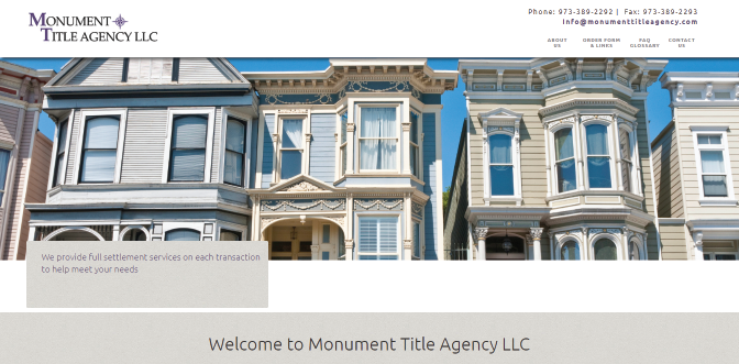 Monument Title Agency